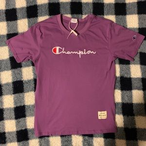 High Quality Stitched Champion T-shirt